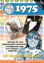 Képeslap CD-vel 1975.