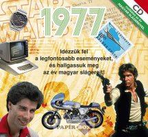 CD-s képeslap 1977.