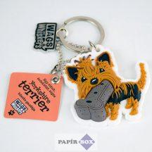 Kulcstartó Yorksihre Terrier