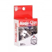 Magic Clips - Iratcsíptető kapocs 4,8mm