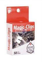 Magic Clips - Iratcsíptető kapocs 6,4mm