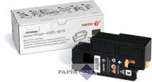 Toner Xerox fekete 106R01634, eredeti