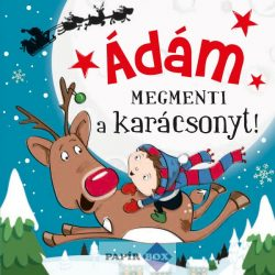 Névre szóló mesekönyv, Ádám