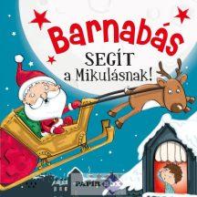 Névre szóló mesekönyv, Barnabás