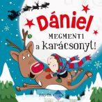 Névre szóló mesekönyv, Dániel