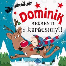 Névre szóló mesekönyv, Dominik
