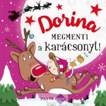 Névre szóló mesekönyv, Dorina