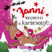 Névre szóló mesekönyv, Fanni