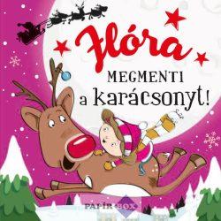 Névre szóló mesekönyv, Flóra