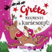 Névre szóló mesekönyv, Gréta