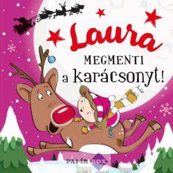 Névre szóló mesekönyv, Laura