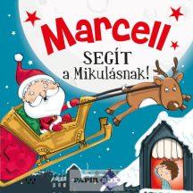 Névre szóló mesekönyv, Marcell