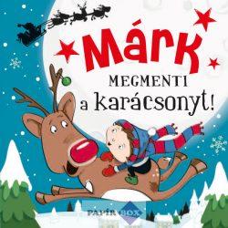 Névre szóló mesekönyv, Márk