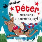 Névre szóló mesekönyv, Péter