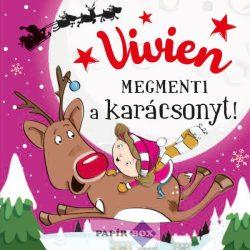 Névre szóló mesekönyv, Vivien