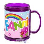 Az én nevem - az én poharam, Fanni