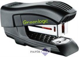 "Tűzőgép, 24/6, 26/6, 12 lap, MAPED ""Greenlogic Mini"""