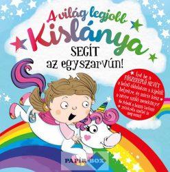 Névre szóló varázslatos mesekönyv, A világ legjobb Kislánya