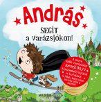 Névre szóló varázslatos mesekönyv, András