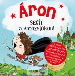 Névre szóló varázslatos mesekönyv, Áron