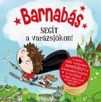 Névre szóló varázslatos mesekönyv, Barnabás