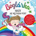 Névre szóló varázslatos mesekönyv, Boglárka