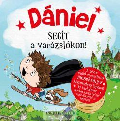 Névre szóló varázslatos mesekönyv, Dániel