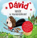 Névre szóló varázslatos mesekönyv, Dávid