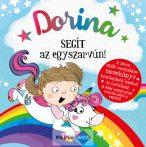 Névre szóló varázslatos mesekönyv, Dorina