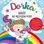 Névre szóló varázslatos mesekönyv, Dorka