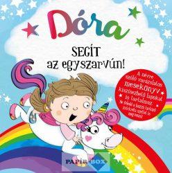 Névre szóló varázslatos mesekönyv, Dóra