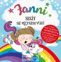 Névre szóló varázslatos mesekönyv, Fanni