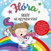Névre szóló varázslatos mesekönyv, Flóra