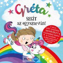Névre szóló varázslatos mesekönyv, Gréta