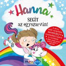 Névre szóló varázslatos mesekönyv, Hanna