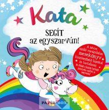 Névre szóló varázslatos mesekönyv, Kata