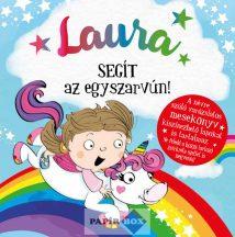 Névre szóló varázslatos mesekönyv, Laura
