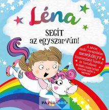 Névre szóló varázslatos mesekönyv, Léna