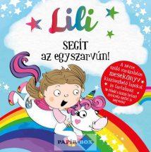 Névre szóló varázslatos mesekönyv, Lili