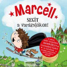 Névre szóló varázslatos mesekönyv, Marcell