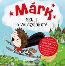 Névre szóló varázslatos mesekönyv, Márk