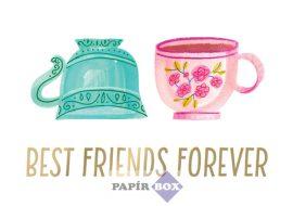 Trend képeslap, Best Friends Forever