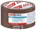 "Csomagolószalag, 48 mm x 50 m, TESA ""Basic"", barna"