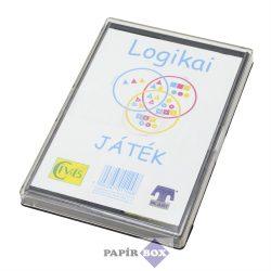 Logikai játék dobozos