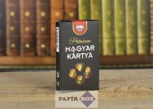 Magyar kártya Prémium, dobozos