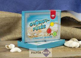 Gyöngyfűzés - Szórakoztató kártyajáték