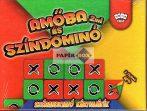 Amőba és Színdominó - 2in1 kártyajáték