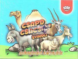 Csapd le csacsi / Svindli - kártyajáték