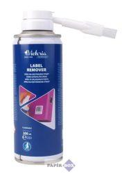 Etikett és címke eltávolító spray, 200 ml, VICTORIA
